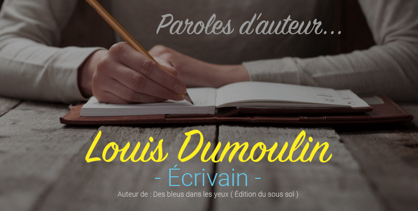 Leur cartable : Louis Dumoulin