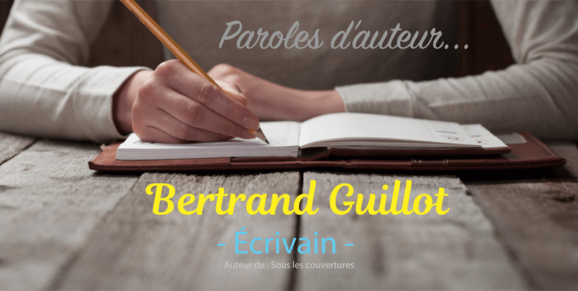 Leur cartable : Bertrand Guillot